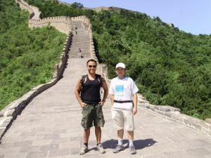 The Great Wall of China at Huanghua