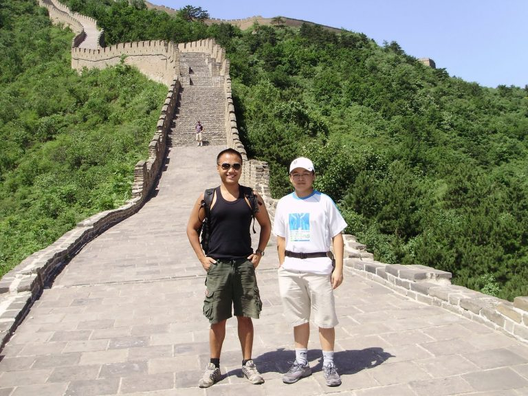 The Great Wall of China at Huanghua