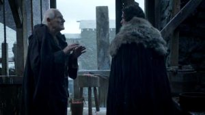 """Kill the boy and let the man be born"" – what we can learn from Game of Thrones' Jon Snow and Maester Aemon"