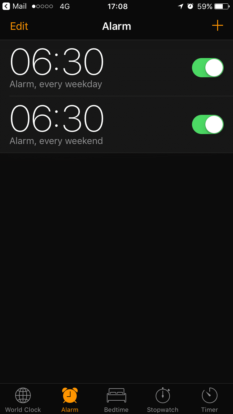 How I became a morning person. Finally.