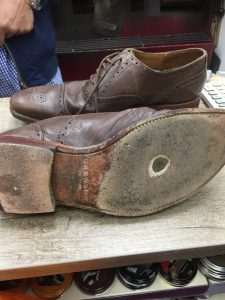 Is resoling quality English shoes worth it?