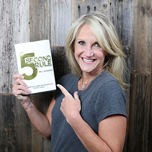 Discovering Mel Robbins: a summary of her message and her 5 Second Rule