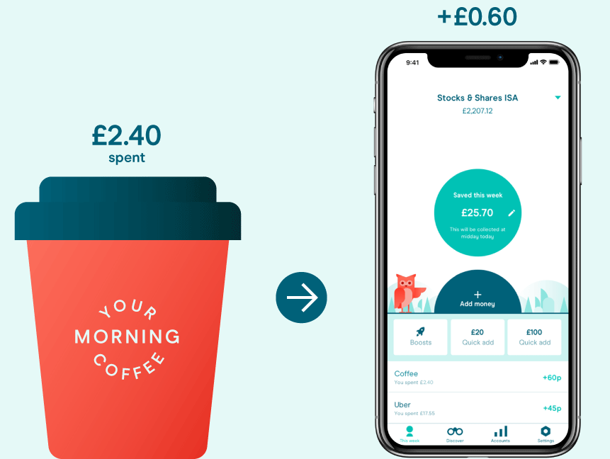 How Moneybox helped me painlessly save and invest £722.50 in 15 months
