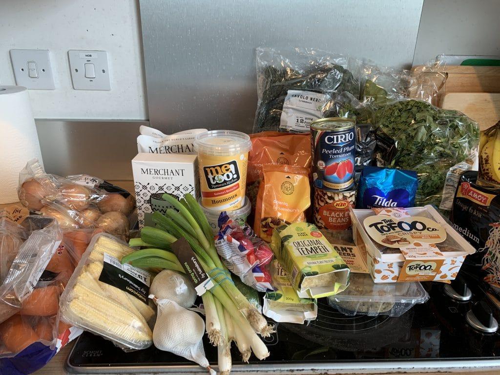 vegan for a week